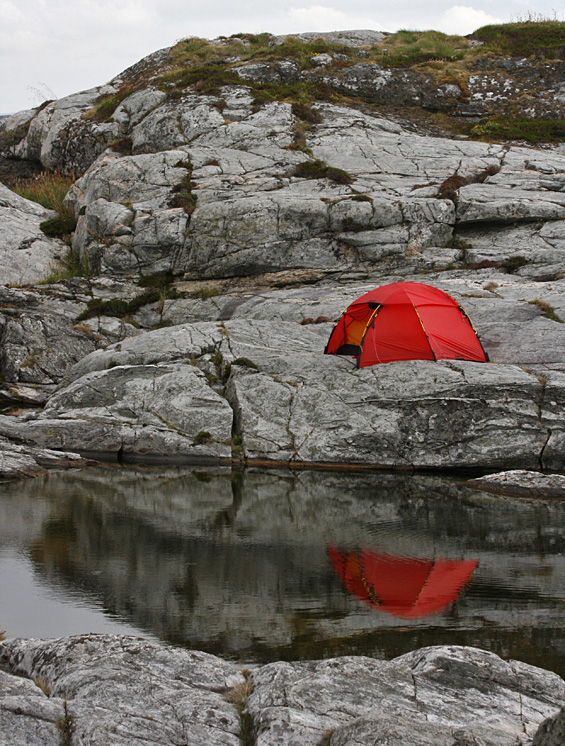Hilleberg Allak recension review test