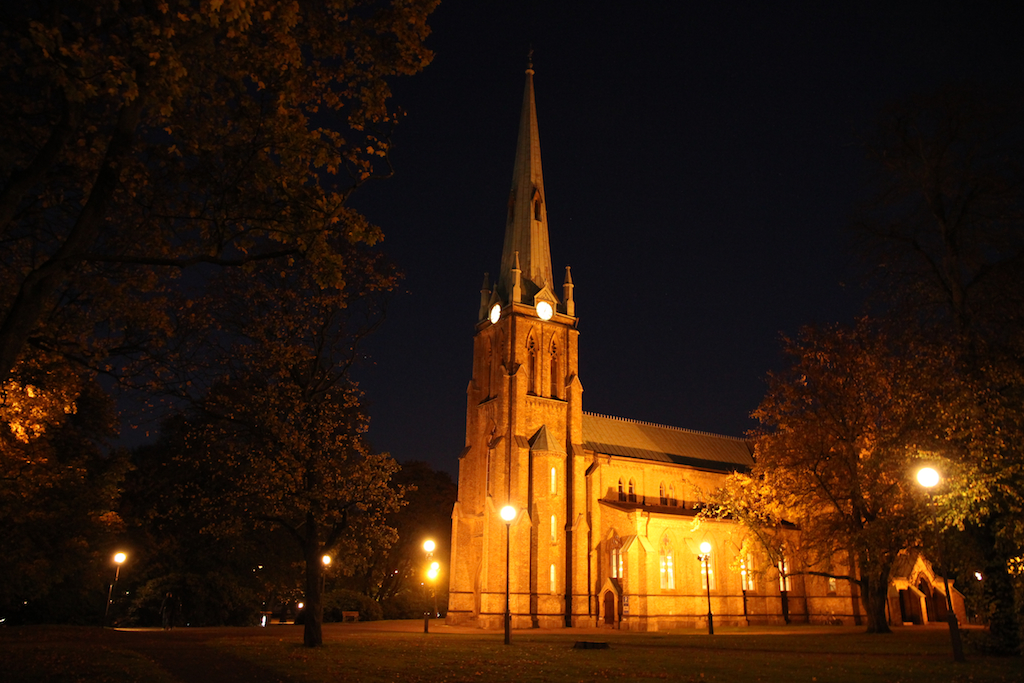 Hagakyrkan i Göteborg